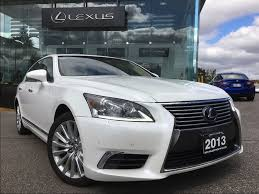 lexus key backup used 2013 lexus ls 460 for sale markham on
