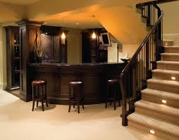 Pictures Of Finished Basements With Bars by 575 Best Bar Ideas Images On Pinterest Basement Ideas Bar Ideas