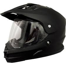motocross helmet with face shield afx fx 39 dual sport helmets solid with the afx fx 39 helmet