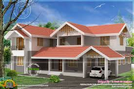 100 3d home design 3d nadu style 3d house elevation design