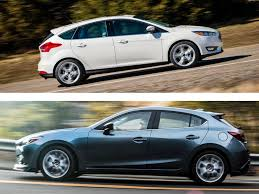 mazda 3 hatchback ford focus vs mazda mazda3 which hatch is better autobytel com
