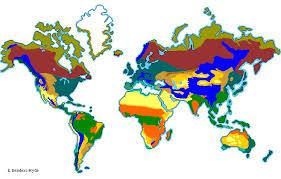 biomes map blue planet biomes biomes