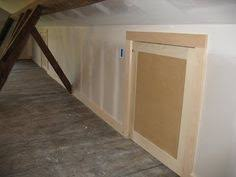 button up attic doors and kneewalls old house web attic