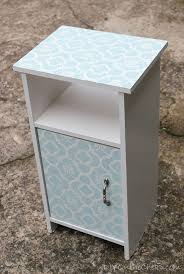 63 best stenciling images on pinterest painted furniture wall
