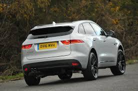 New Jaguar F Pace 25t 2 0 Litre Turbo Petrol Review Pics 2016 Jaguar F Pace 2 0d Uk Drive Review Review Autocar