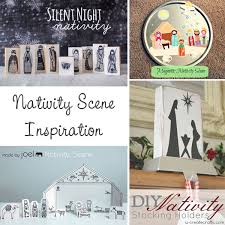 nativity inspiration the d i y dreamer