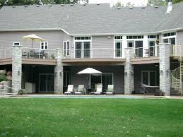 house plans with walkout basement ranch house plans with walkout basement lovely luxury wrap around