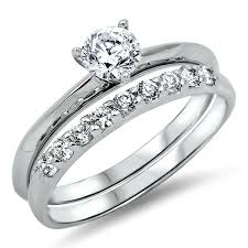 Sterling Silver Wedding Rings by 324 Best Chapel Of Love Wedding Ring Sets Images On Pinterest