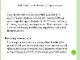 automotive resume sample sterile processing resume sample resume for your job application sample tech resume patient care technician resume sample examples technician resume sample this collection five images