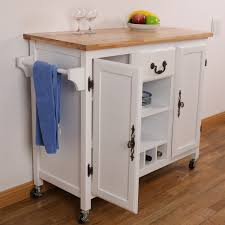 casters for kitchen island large wooden kitchen island trolley with heavy duty rolling