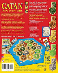 Cheapest States To Live In Usa Amazon Com Catan 5th Edition Toys U0026 Games