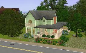 sweet looking sims 3 townhouse plans 7 family homes for at my sim