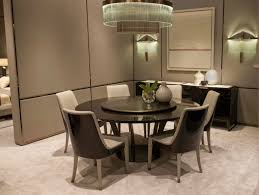 round table with lazy susan built in dining room table with lazy susan createfullcircle com