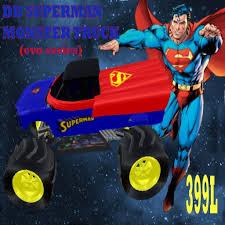marketplace dd superman monster truck