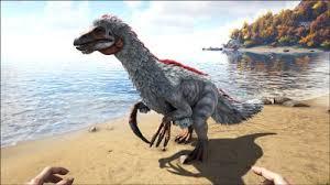 therizinosaur official ark survival evolved wiki