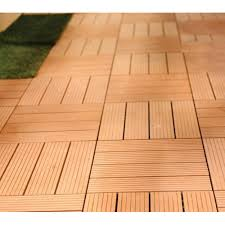 wpc deck tiles at rs 460 square feet wpc decking hardy smith