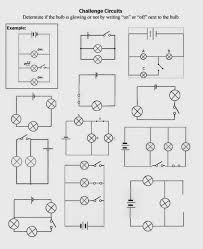 Challenge Open Or Closed Open And Closed Circuits Worksheets Worksheets For All