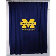 Of Michigan Curtains Sports Coverage A M Aggies Shower Curtain