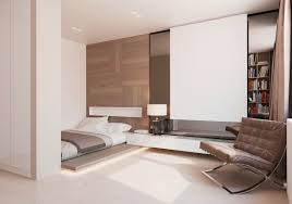 Modern Bedrooms Designs Warm Modern Interior Design