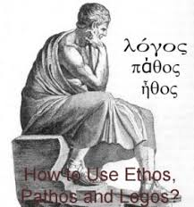 using ethos pathos and logos in your essay