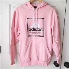 light pink adidas sweatshirt adidas hoodie