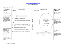 Write A Book Report Year 3 4 Eal Mr Mark S Eal Online Classroom