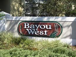 bayou west bayou and bardmoor homes