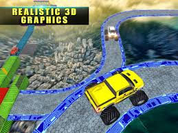 Impossible Monster Truck Stunt Android Apps On Google Play