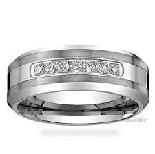 mens tungsten wedding bands s tungsten carbide wedding bands rings with diamonds