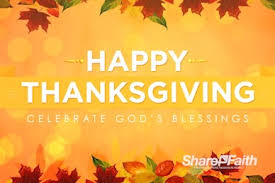 happy thanksgiving blessings goodbye motion loop church motion