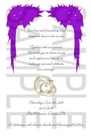 Scroll Invitations Diy Custom Scroll Wedding Invitations Personlized Diy Digital