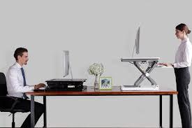 sit and stand desk platform flexible sit stand solution bakkerelkhuizen