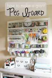 how to organize ideas 50 clever craft room organization ideas
