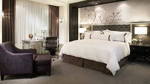 hotel luxe chambre superior deluxe room at toronto hotel ホテル