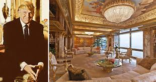 trumps home in trump tower trump s properties talkingdrums