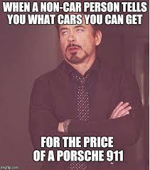 Car Guy Meme - car guys be like imgflip