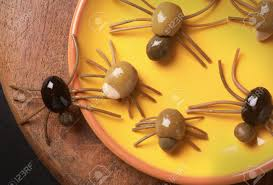 appetizers for halloween cute spooky halloween spider appetizers made from green black