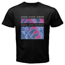 nine inch nails shirt ebay
