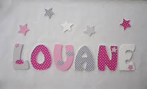 prenom en bois pour chambre chambre prenom decoratif lettres en bois mila pour prenoms