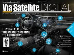 toyota north america linkedin november december 2017 toyota exec connectivity to bring big