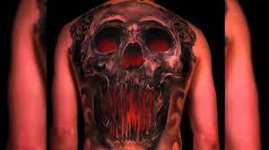 3d skull tattoo designs best 3d tattoos awesome tattoos amazing