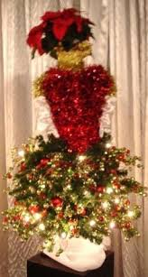 four christmas trees made from mannequins part 1 xmas tree