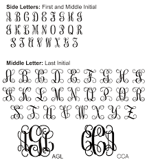 3 initial monogram fonts vine monogram font test drive to generate monograms