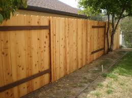 back yard fences home design and decoration