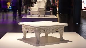 Baroque Coffee Table by New Baroque Design Coffee Table Polyethylene Square For