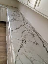 Carrara Marble Laminate Countertops - marble look laminate countertop new march issue of lowes creative