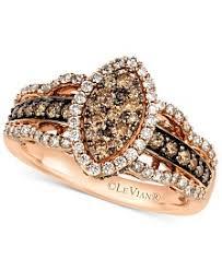 chocolate wedding rings chocolate rings shop chocolate rings macy s