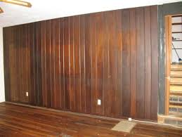i need ideas for a wood paneled wall in living room