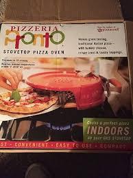 stovetop pizza oven pizzacraft pc0601 pizzeria pronto stovetop pizza oven 128 56