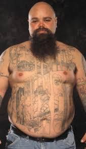 horlyk tattooed sioux city landmarks helped man survive prison